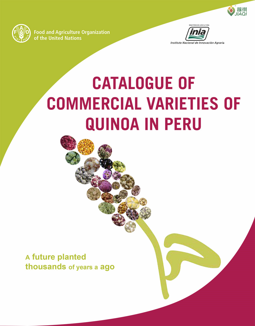 CATALOGUE OF COMMERCIAL VARIETIES OF QUINOA IN PERU
